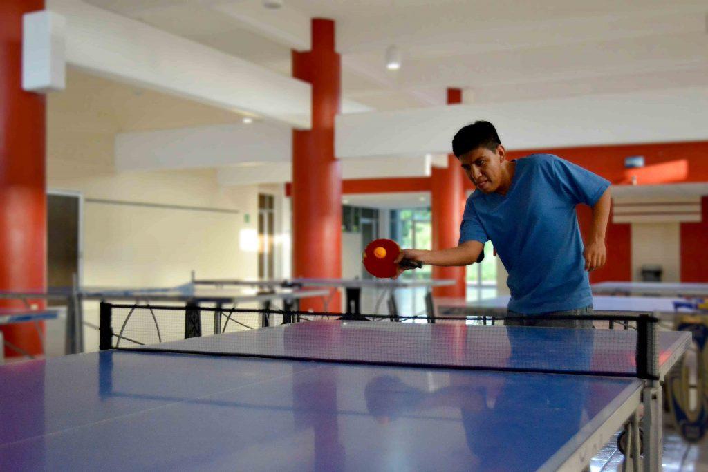 C Ping-Pong