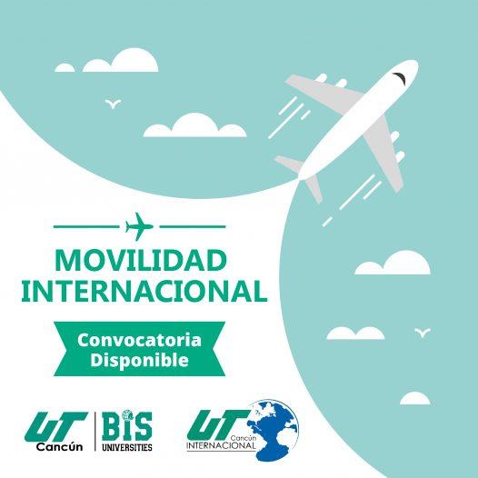 Convocatoria de Movilidad América del Sur 2019