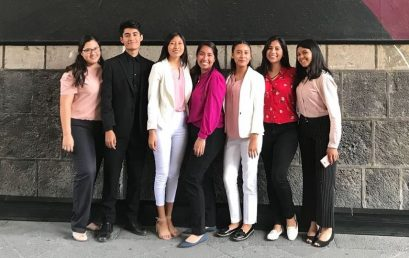 Obtienen 7 alumnos de UT Cancún beca MEXPROTECT