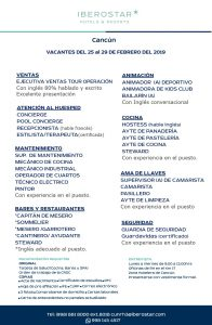 vacantes-hotel-iberostar-cancun-25-02-2019