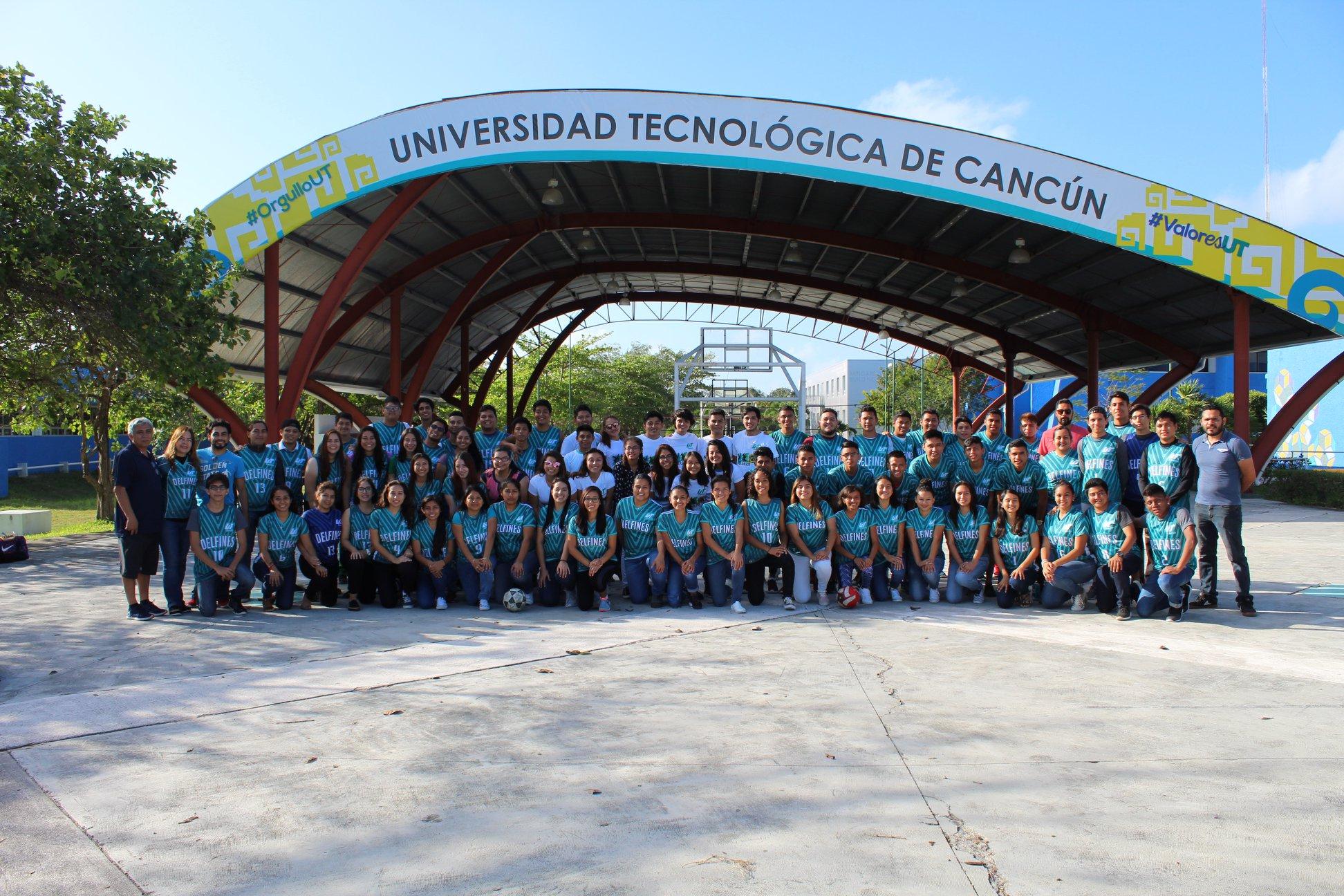 Participa Delegación Cancún en ERDCUT 2018