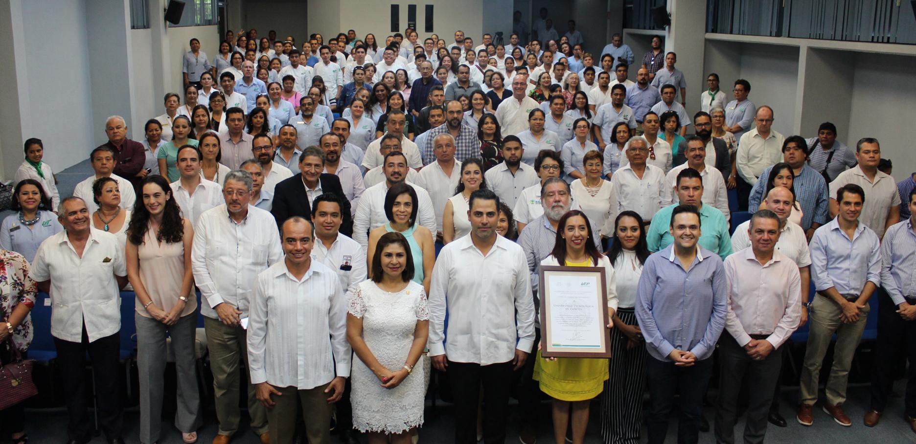 Presentación Oficial del Modelo BIS UT Cancún