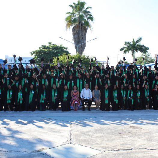 Graduaciones T.S.U 2018